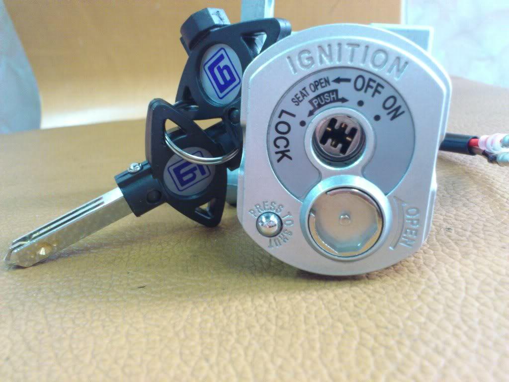 Bộ khóa điện liên doanh xe Nouvo