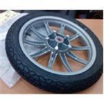 Lốp xe Liberty chính hãng Vee rubber, lắp cho bánh sau của xe Liberty nhập khẩu