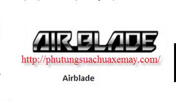 Tem xe Air Blade