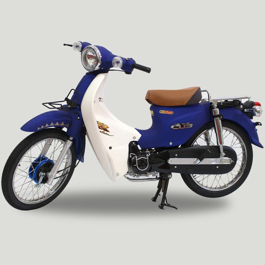 Xe CUB 81 TAYA xanh dương (Nhật Bản)