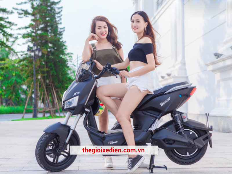 Xe điện HSdeluxe Z3 Yadea limited edition 3000 chiếc