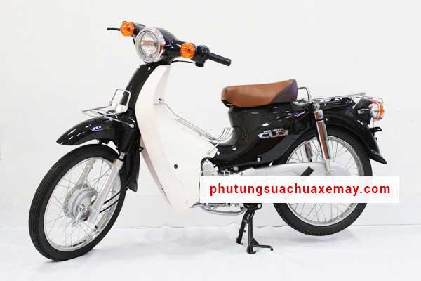 Xe máy CUB 81 TAYA đen bóng (Hàn Quốc)