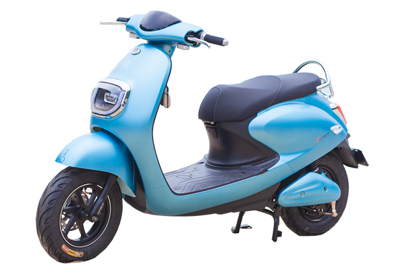 Xe máy điện Butterfly Dibao